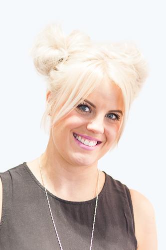 Paula at Lara Boot Hairdressing