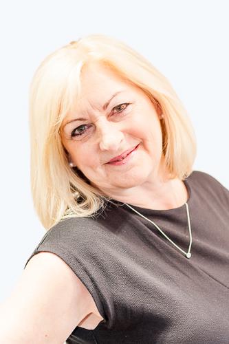 Julie at Lara Boot Hairdressing