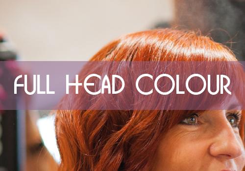 Full Head Colour