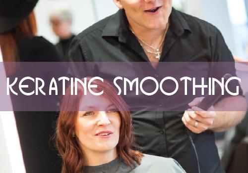 Keratine Smoothing Treatment