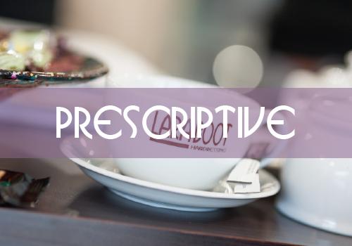 Prescriptive (Super Delux)