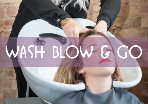 Wash, Blow and Go