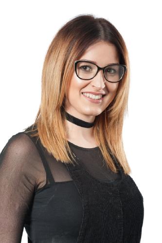 Sophie at Lara Boot Hairdressing