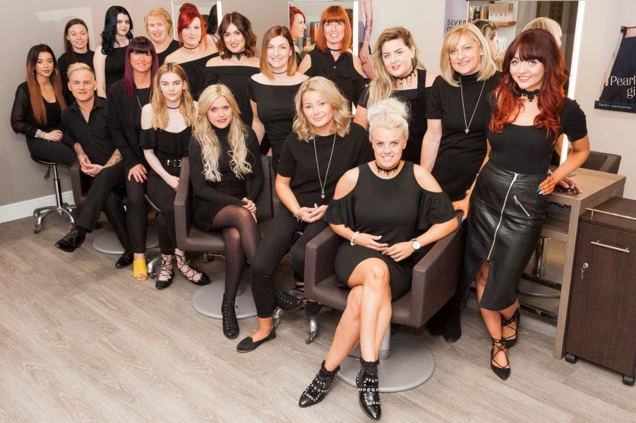 Northampton life hair salon of the year hair salon for 901 salon prices